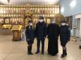 Сотрудники филиала по Автозаводскому району УИИ собрали теплые вещи для нуждающихся людей