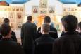 В ИК – 12 совершена Божественная литургия