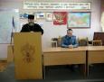Протоиерей Алексей Гущин встретился с сотрудниками исправительных учреждений в рамках Недели межрелигиозного диалога