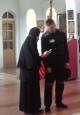 ИК-16 посетили духовные представители Арзамасского Никольского женского монастыря