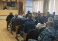 С сотрудниками ИК-14 провел беседу отец Роман Муравьев