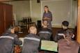 С осужденными ИК-12 проведена лекция по профилактике деструктивного поведения
