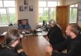 ИК-4 посетил с рабочим визитом благочинный тюрем Городецкой Епархии