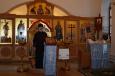 В храм при ИК – 18 доставлена икона Божией матери «Утоли моя печали»