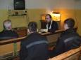 Священнослужитель провел духовную беседу с осужденными в СИЗО-3