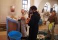 В ИК-18 состоялся обряд Крещения