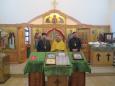 Божественная литургия в ИК-1